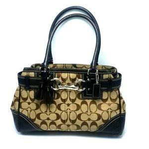 Coach G06W-10245 tote handbag purse